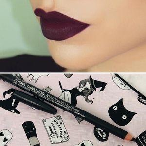 MAC Cosmetics NIGHTMOTH Lipliner Makeup Bag!
